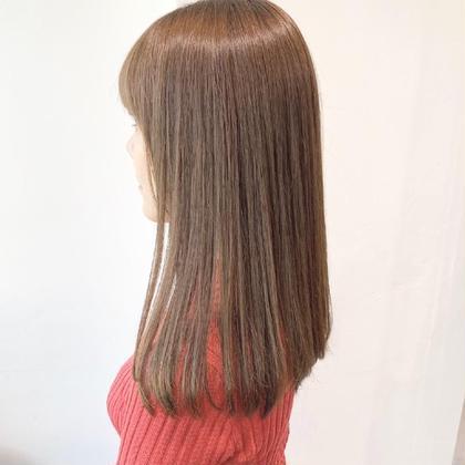 💜8月限定💜✨ダメージレスフルコース(ダブルカラー&ダメージ94%カットケアブリーチ&髪質改善トリートメント)✨
