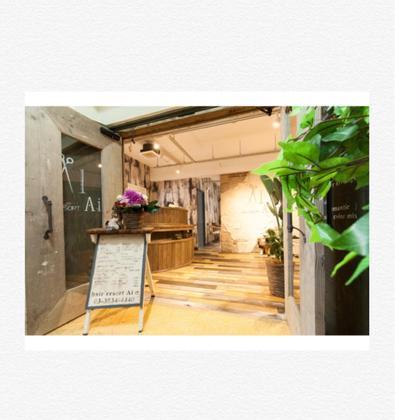 お店の入り口(α店) 上野店 hair resort   Ai所属・丹羽陽香のフォト