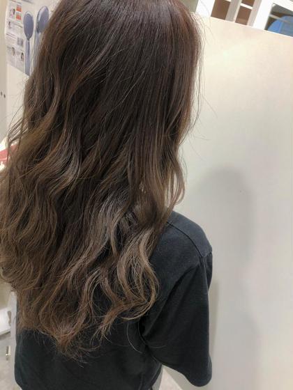 🎀白髪を気にならずおしゃれに🎀カット+ファイバープレックスカラー