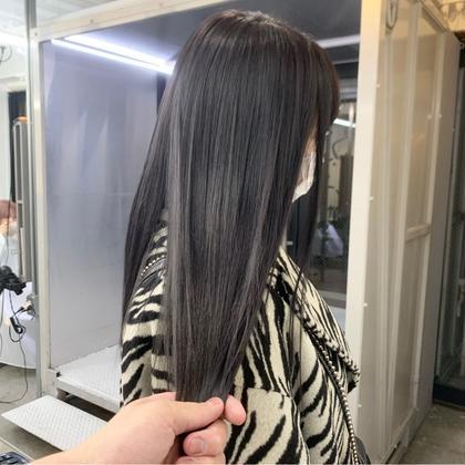 💐学割U24割💐最高のヘアケアコース✨カット×ケアカラー×髪質改善ケラチントリートメント#髪質改善#美髪改善#学割