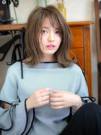 《新規》春限定!フルカラー+カット