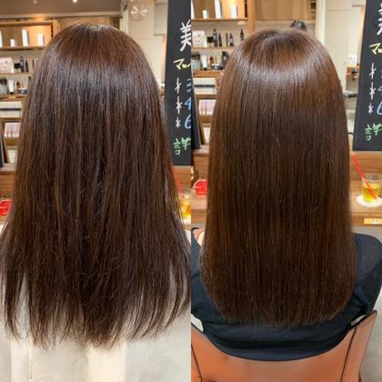 〈髪質改善💛〉サイエンスアクア美髪チャージ
