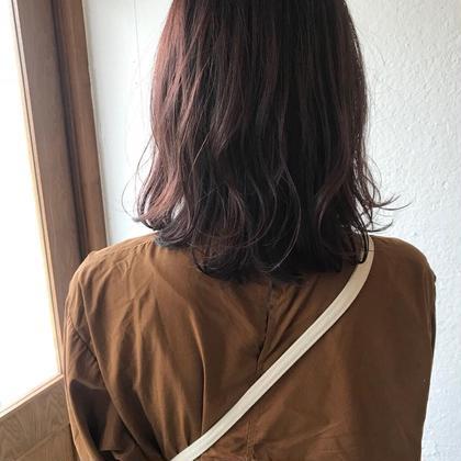 カッパーオレンジ LILLby glad所属・荒木貴雄のスタイル