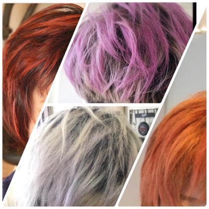 🐣マークが付いてるメニューの中から [ミューズカラー]とある 3つのクーポンからお選びください! Hair salon【O'rgar】所属・石塚☆Mikuのスタイル