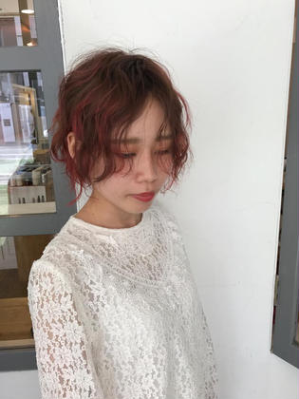 innocent.hair所属のkozuのヘアカタログ