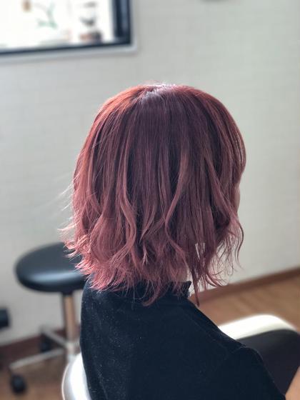 カラー ピンクバイオレット