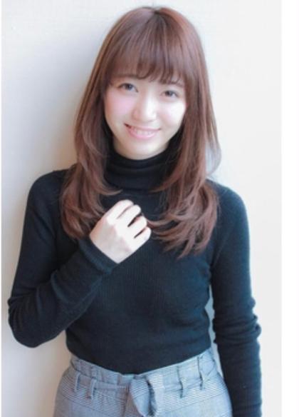 hair resort Ai 北千住店所属・渡辺恵子のスタイル