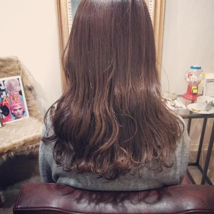 ツヤツヤオイルカラー hair KILIG所属・hairKILIGのスタイル