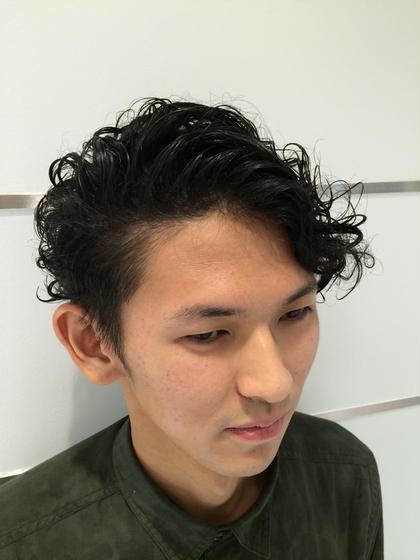 TONI&GUY静岡サロン所属・松永裕久のスタイル