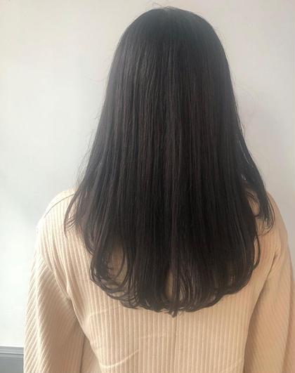 【業界最先端】カット+最高級ダメージレスハホニコ縮毛矯正