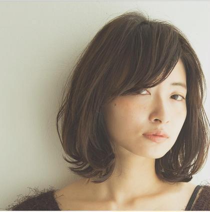 【❤️事前予約限定❤️】艶カラー+髪質改善トリートメント