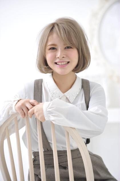 ⭕️艶髪のグレージュならコレ⭕️イルミナカラー orアディクシーカラー【ブリーチ無し】➕treatment☆