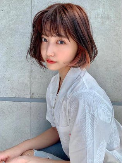 🌻minimo特別価格🌻【スペシャルクーポン】ワンカラー➕大人気!髪質改善トリートメント➕炭酸ヘッドスパ🦋