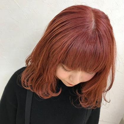 荒井美似波のミディアムのヘアスタイル