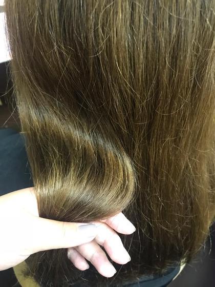 リンケージ✨トリートメント✨   髪に水分と栄養を与えて ツヤツヤ、サラサラの髪へ!!