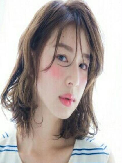 パーマとカラーで可愛らしさを演出‼  誰からも愛されるゆるふわパーマ‼ Beauty studio  M.O.D所属・SEIYA(セイヤ)のスタイル