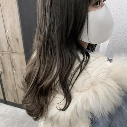 2月10日まで限定!3900円🎄🎄🎄艶カラー×資生堂トリートメント