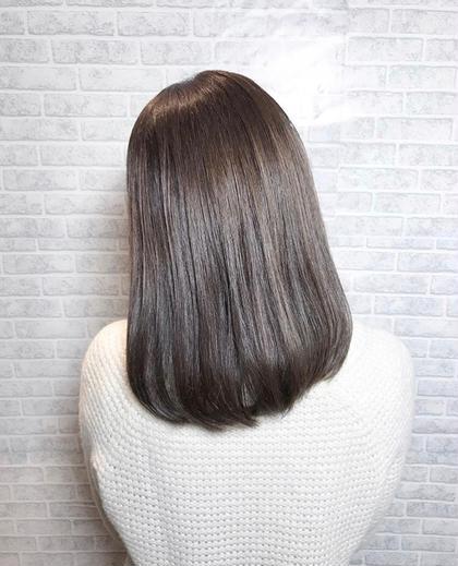 【ミニモ限定!】カット+髪質改善チューニング ¥4,320(税込)