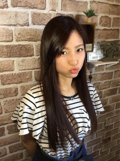 【Hizuki】オリジナル縮毛矯正(カット仕上げ込み)