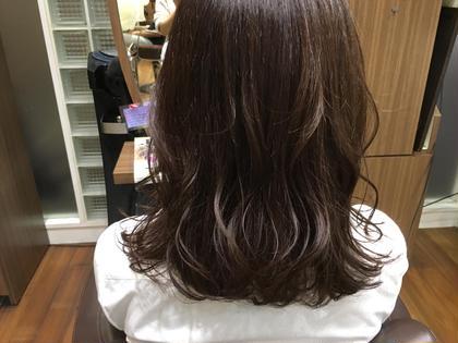 学生限定→春先取りカラー!!