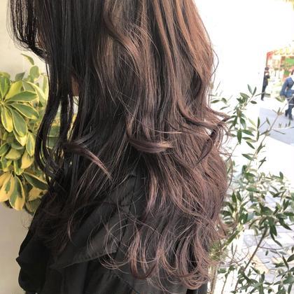 【🌈オススメ💎】前髪カット & カラー & トリートメント