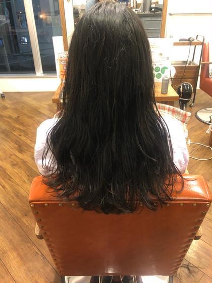髪質改善デジタルパーマトリートメント(カット込)