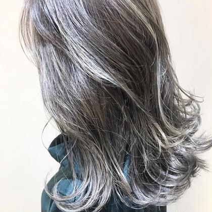 ❣️髪質ケア❣️【オラプレックス使用】グラデーション&バレイヤージュ+最高級トリートメント