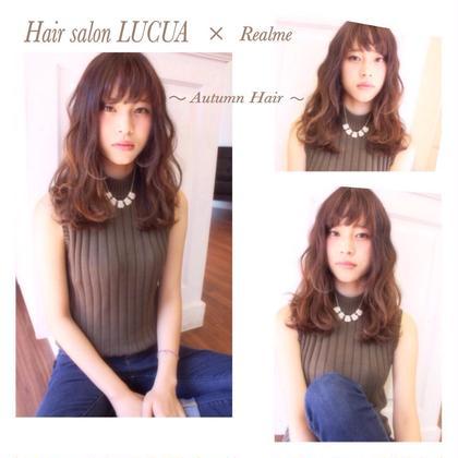 くずしたナミウェーブで脱ワンカール♪ Beauty Salon Welina /LUCUA所属・斉藤よういちのスタイル