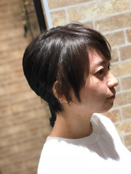 EARTH荻窪店所属の新島英猛のヘアカタログ