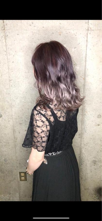 【11月限定キャンペーン】カラー&ホームケアカラーシャンプー付き✨