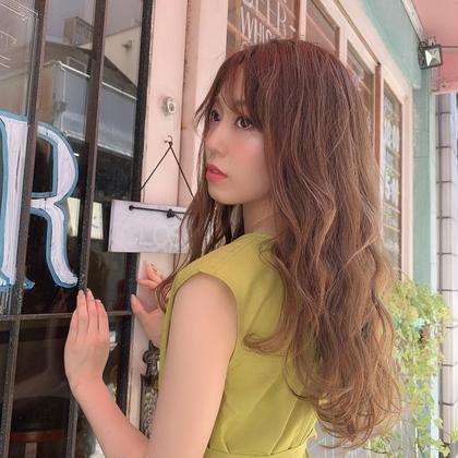 【ミニモ限定クーポン💕】カット+パーマ+Aujuaトリートメント★6600円