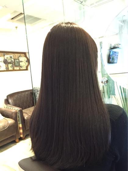 NEO Hair 曳舟所属・松本麻美のスタイル