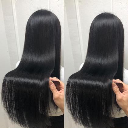 💛本物の🌈【極】🌈最高の髪質改善ヘアエステ➕ダメージ分解シャンプー🌈💛