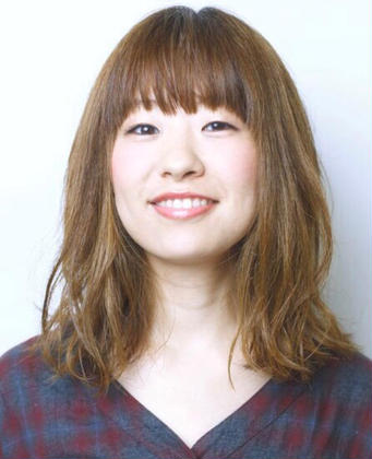 Ash 町田駅前通り店所属の鈴木香織のヘアカタログ