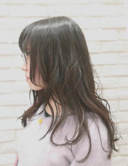 Ash 高幡不動店所属のstylist 金野麻衣子のヘアカタログ