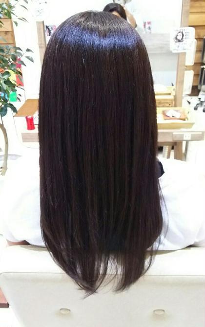 アッシュ系ブラウン! LiNA  ~Beauty Garden~所属・小崎奨伊のスタイル