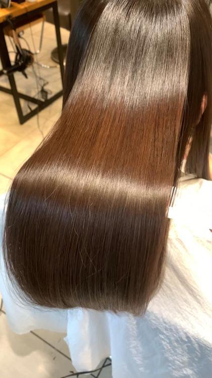 【✨縮毛矯正で人生最高の髪を✨】低ダメージ縮毛矯正&髪質改善酸熱トリートメント