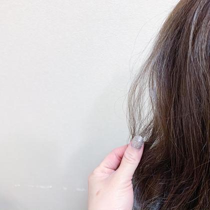 お白髪染めヘアカラー¥3300