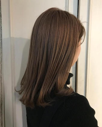✨🌿話題のシアオイルカラー🌿✨高級カラー&高級トリートメントコンビ🌈✨N.カラー+髪質改善トリートメント🌟