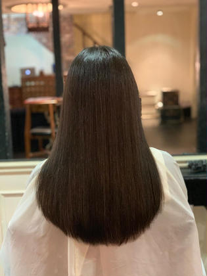 【🌟話題の髪質改善アシッドシェイパー🌟】☘️☘️髪質改善トリートメントアシッドシェイパー×ケアカット☘️☘️