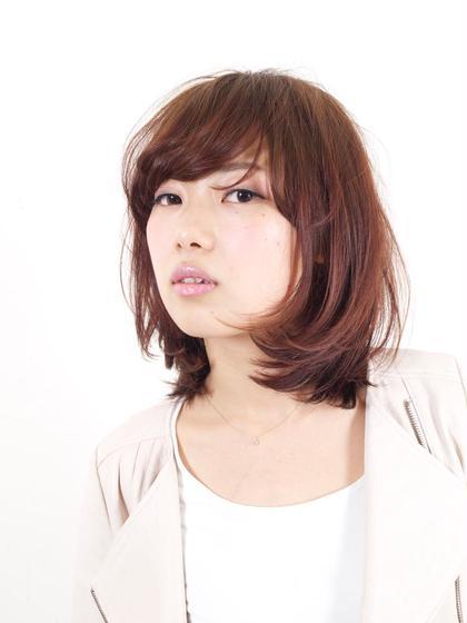 【ママさんおすすめ】カット & カラー & TOKIO4step水素トリートメント&ヘッドスパ