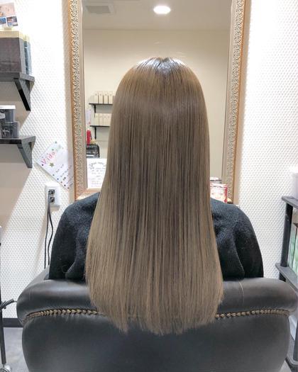✨11月限定✨髪質改善トリートメント✨