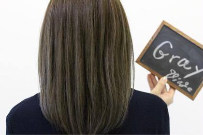 新規限定 特別キャンペーン前髪カット&カラー&トリートメントホームケア付き