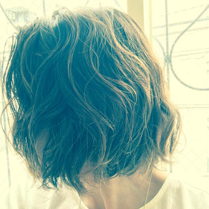 hair&make egerie所属・浅見千尋のスタイル