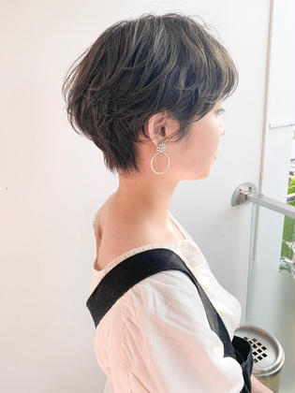 【平日新規限定】カット + カラー + パーマ + 3step内部補修トリートメント