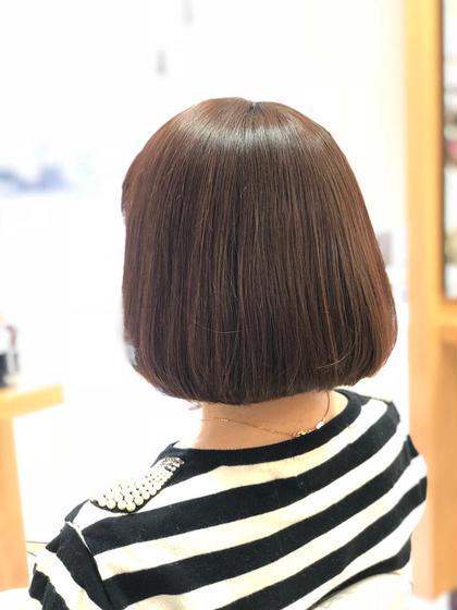 ⭕️ダメージが気になる方⭕️お悩み解決カット& 髪質改善トリートメント