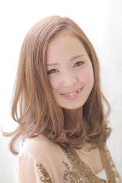 ふわふわ Hair Resort LIFE所属・飯塚章晃のスタイル