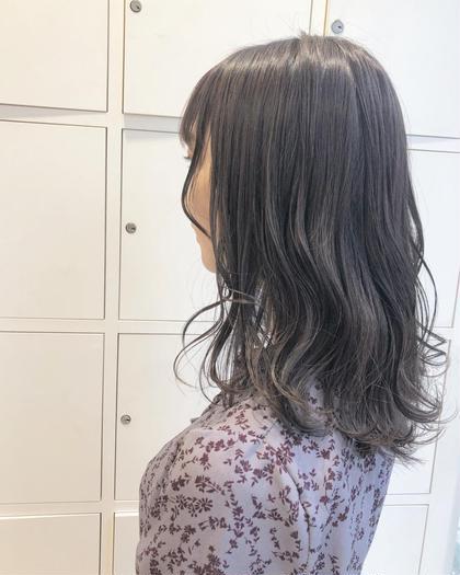 【人気No.1】似合わせ艶カラー❤️