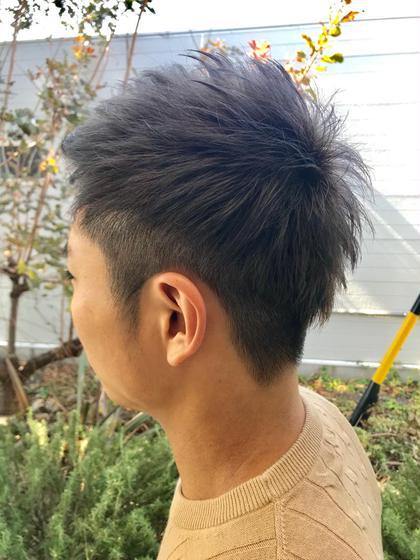【男性限定】カット & ヘアカラー