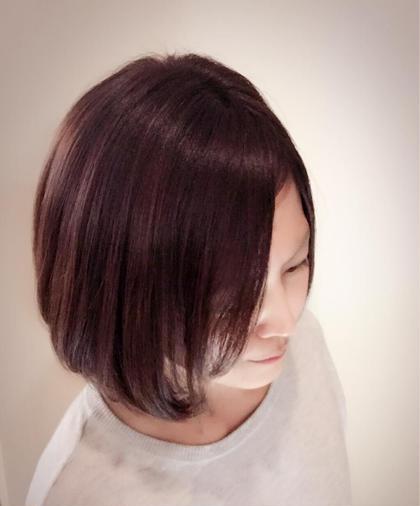 ナチュラルボブ♡ kubuhair所属・nakamuraminakoのスタイル